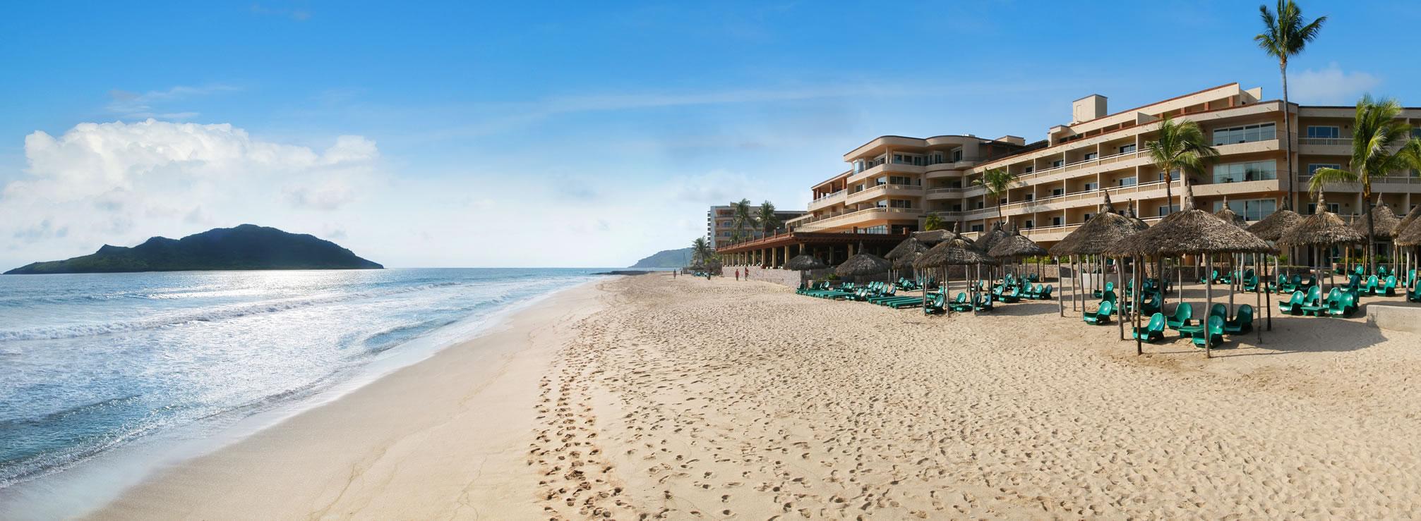 Playa Mazatlan Beach